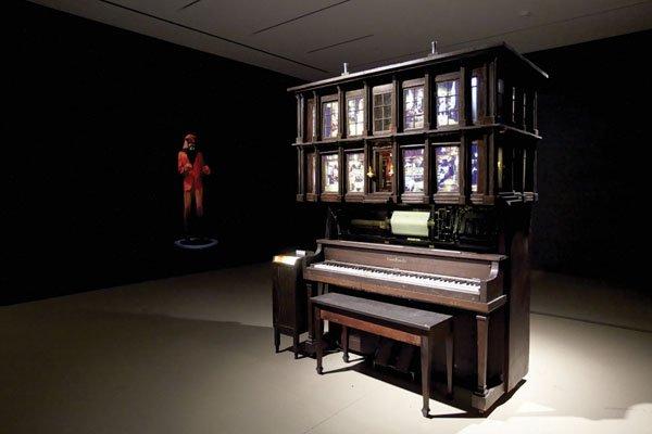 """Player Piano Waltz"""