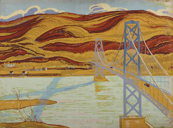 """Peace River Bridge"""