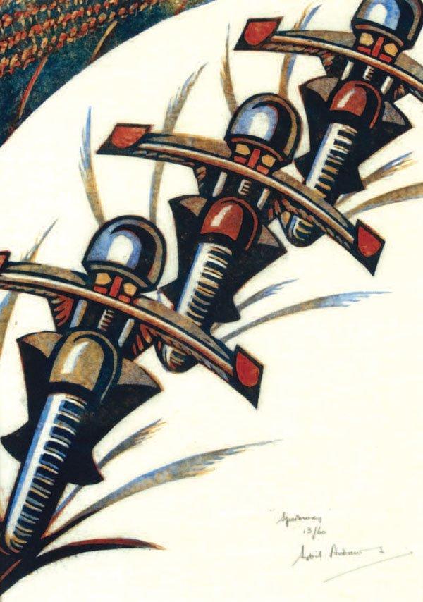 """SYBIL ANDREWS """"SPEEDWAY"""", 1934 13/60"""