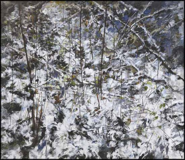 "GORDON APPELBE SMITH ""Winter Forest D"", 2004"