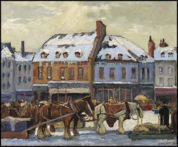 "ROBERT WAKEHAM PILOT ""Market Place"" 1924"