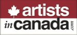 Artists in Canada logo