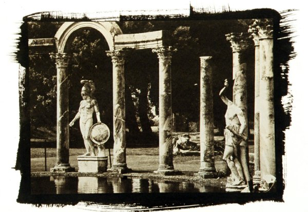 "John Taylor ""Hadrian's Villa"""