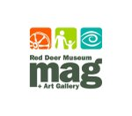 Red Deer Museum & Art Gallery logo