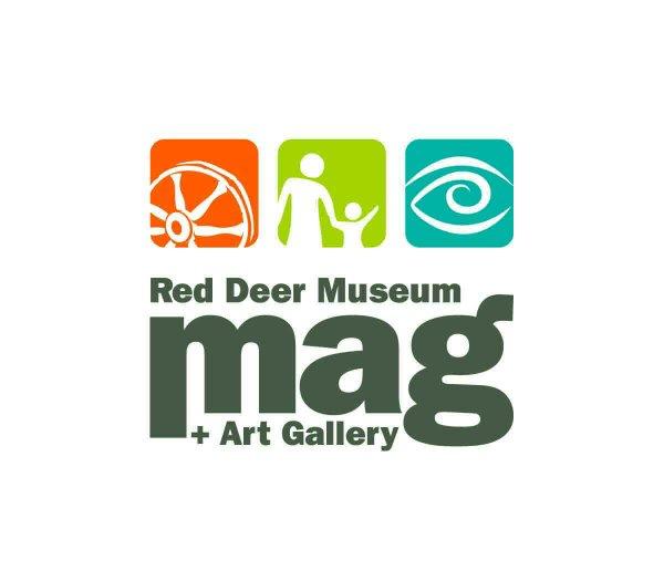 Red Deer Museum & Art Gallery logo