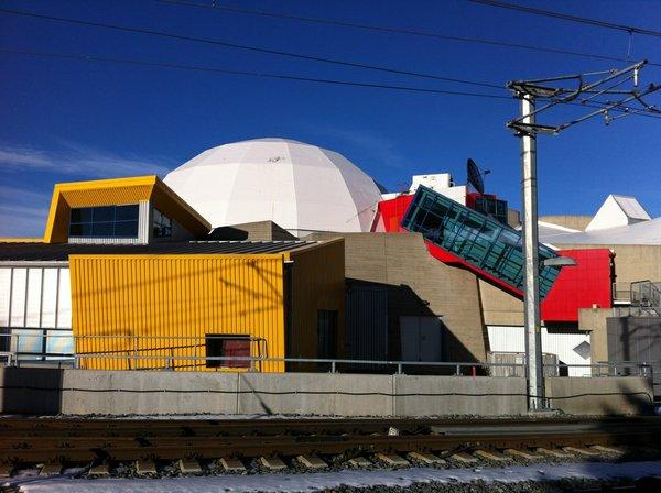 Calgary Centennial Planetarium