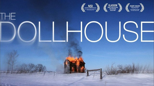 """""""The Dollhouse"""" show poster"""