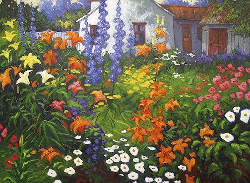 """""""English Garden"""""""