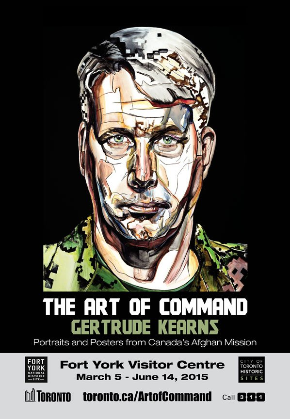 Gertrude Kearns: The Art of Command