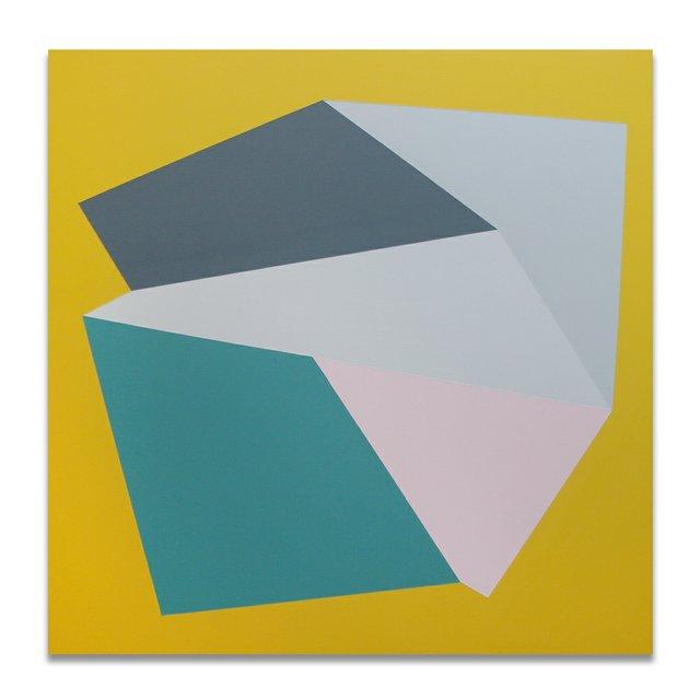 "Larissa Tiggelers ""FALLOUT"" sculpture"