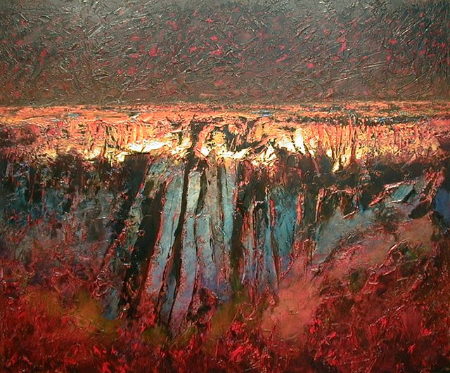 """""""Ancient landscape 131"""""""
