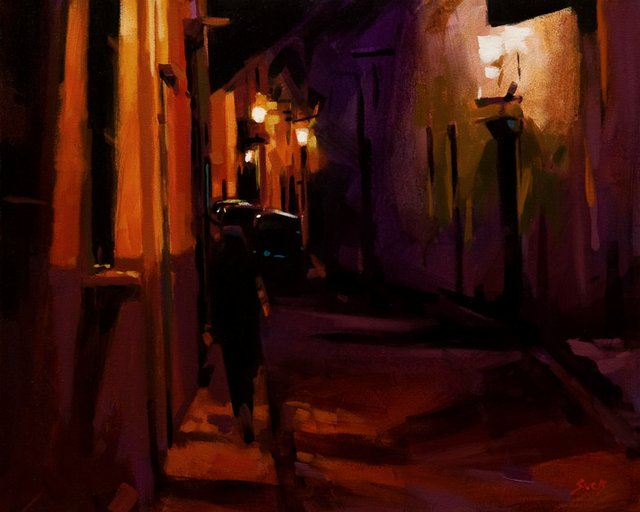 """Mike Svob """"One Evening San Miguel"""""""