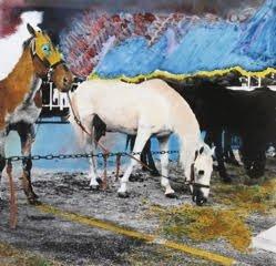 """John Taylor Retrospective 1975 - 2015 exhibition poster"""