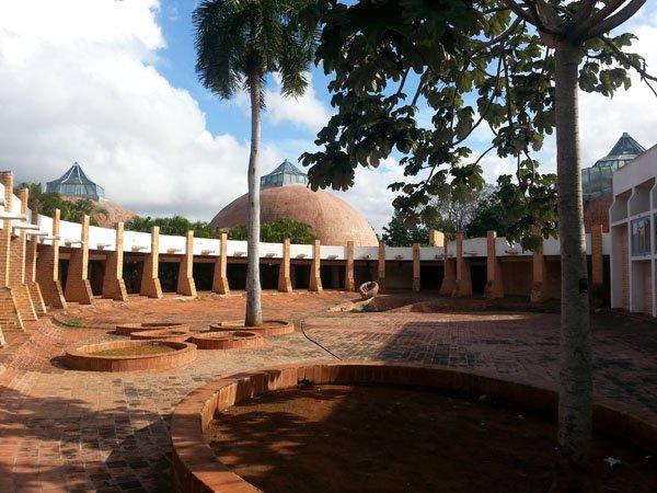 ISA Courtyard