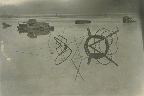 """""""Mudflat Sculptures"""""""