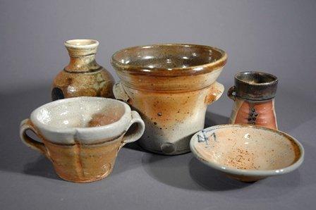 "John Chalke ""A Few Pots"""