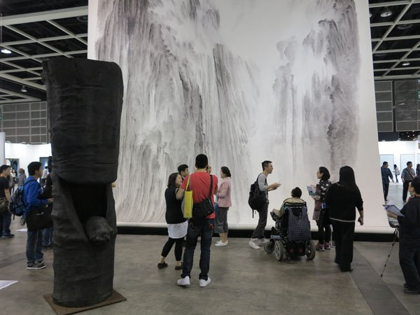 Art Basel - Hong Kong 1
