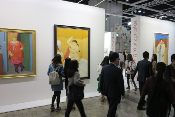 Art Basel - Hong Kong 4