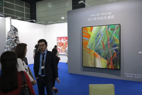 Art Basel - Hong Kong 5