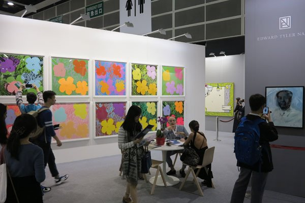 Art Basel - Hong Kong 6