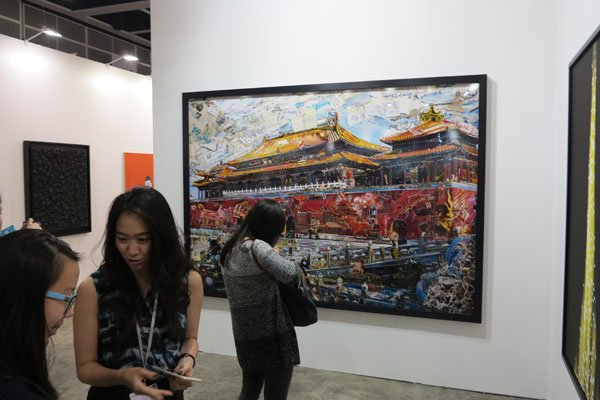 Art Basel - Hong Kong 8