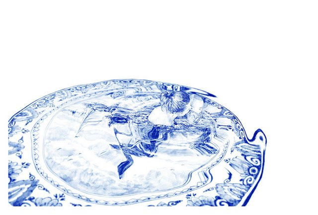 """Untitled (Royal Delft)"""
