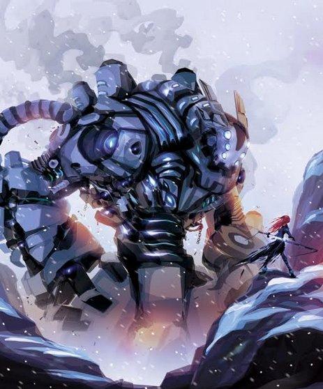 """RAR! Robots & Reds"""""""