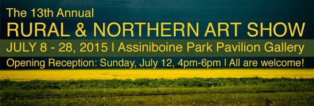 Rural & Northern Show invite