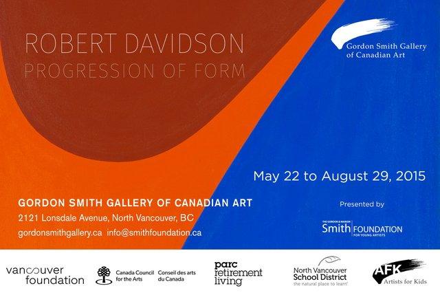 Robert Davidson show sign