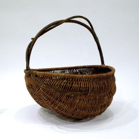 Morley Maier, handcrafted basket