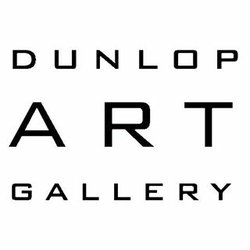 Dunlop Art Gallery logo
