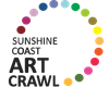 Sunshine Coast Art Crawl logo