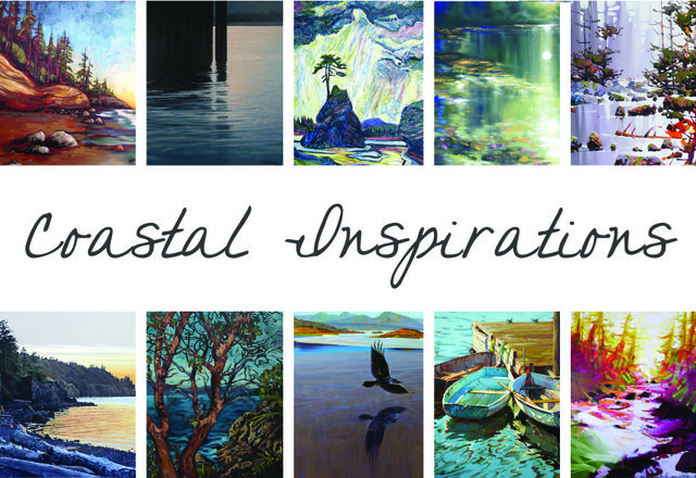 Costal Inspirations at the Avenue