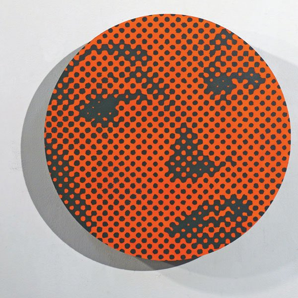 "Chris Cran, ""Orange Woman"" (Chorus Series 13.5)"