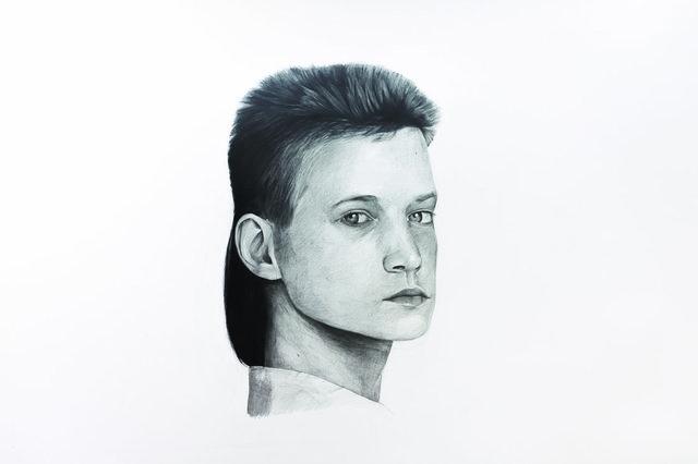 "Erica Eyres, ""Young Man"", 2013"