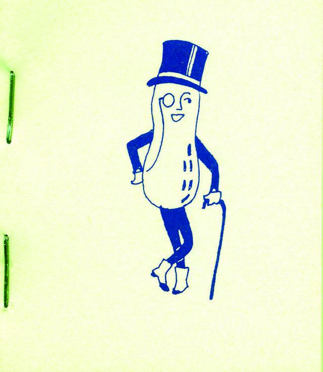"Vincent Trasov, ""Mr. Peanut,"" circa 1970's"