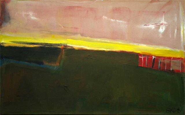 """Wendy Skog, """"Elemental Flight"""" 2015"""