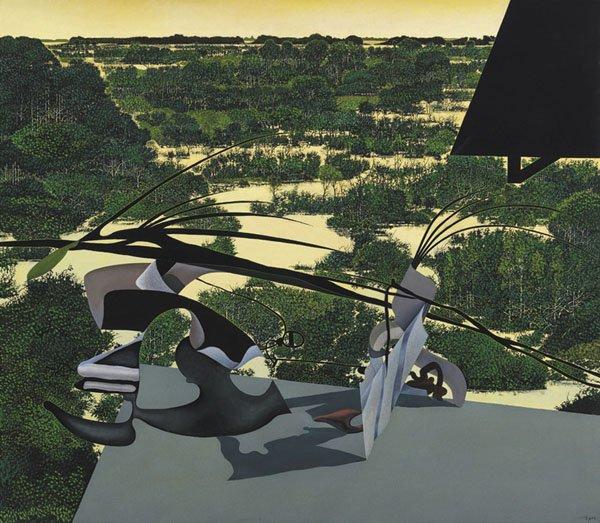"Ivan Kenneth Eyre, ""Floodwood"", 1979"