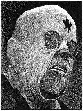 "Jim Westergard, ""The Artist as Captain Canuck"", 2015"