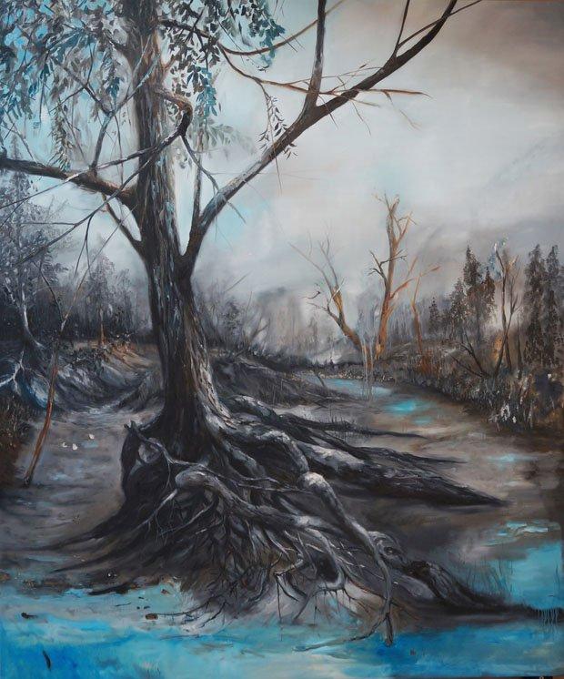 Jeroen Witvliet, The Path (Wayfarer series), 2015