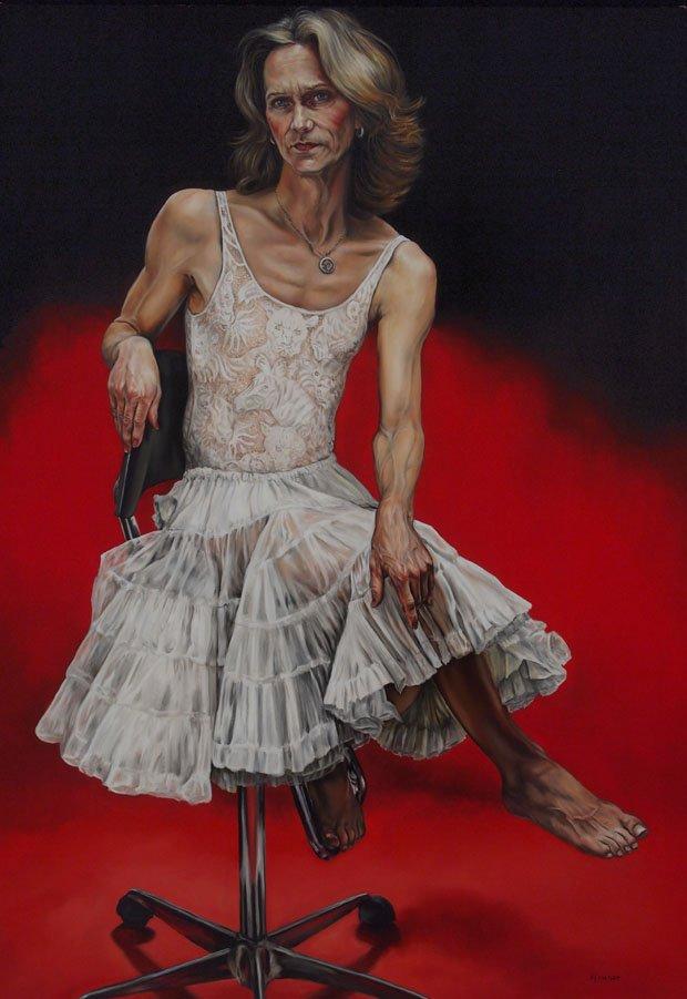 "Iris Hauser, ""The Changeling"", 2012"