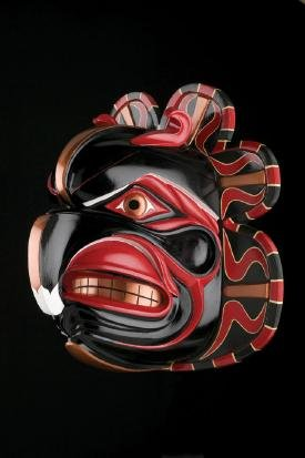 """Fire Thunder Mask"""