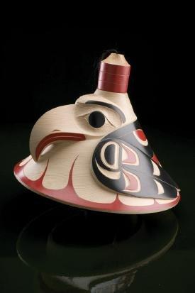"""Eagle Clan Helmet"""