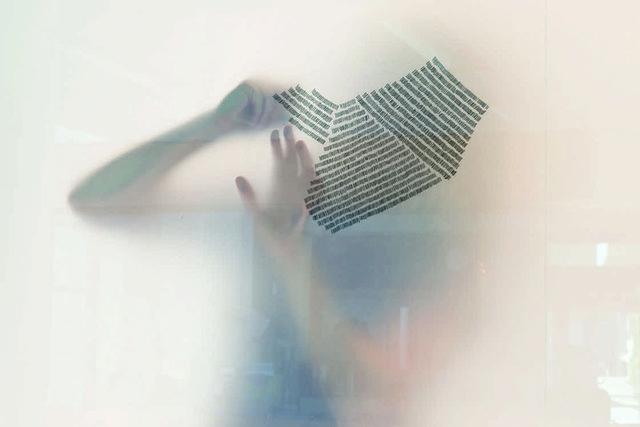 "Sarah Nordean, ""Keeping Track,"" 2015"
