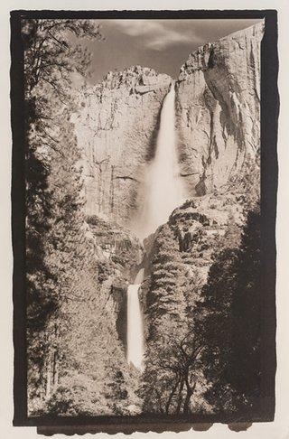 """Allan King, """"Yosemite Falls, Yosemite National Park"""", 2000"""