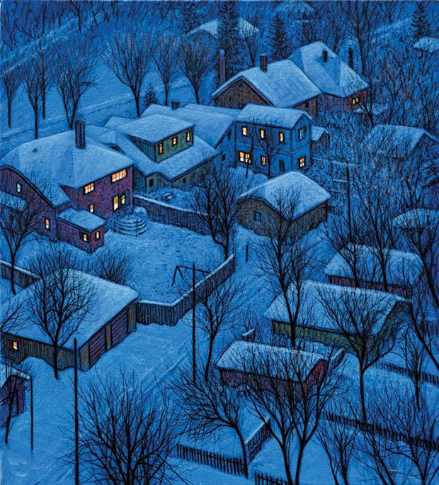 "Wilf Perreault, ""Silent Light"", 2015"