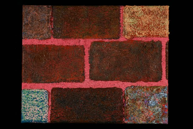 """Craig Love, 'Lazily Laid Pink Grout"""""""