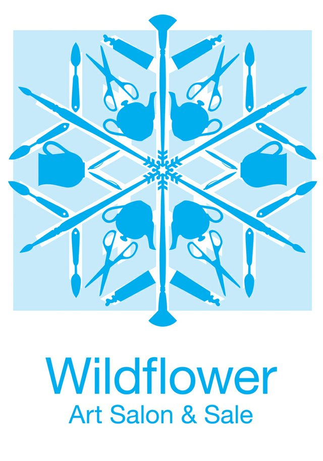 Wildflower Art Salon & Sale event