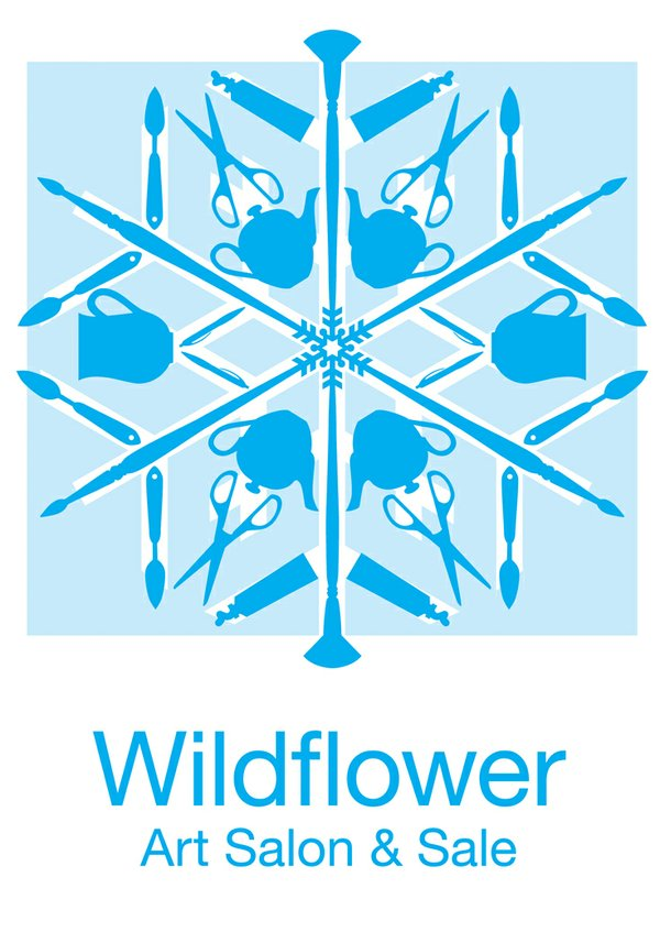 Wildflower Art Salon and Sale event