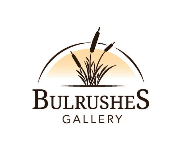 Bulrushes Gallery logo